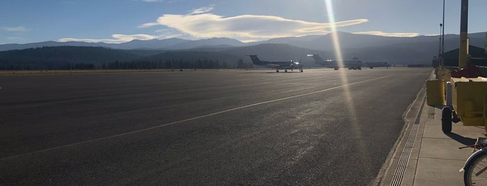 Tahoe Truckee Airport is one of Hopster's Airports 1.