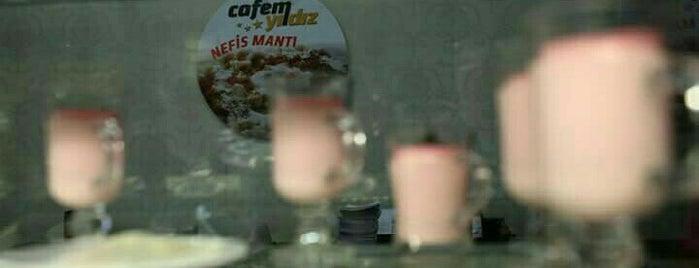 Cafem Yıldız * is one of Lugares favoritos de HAKAN.