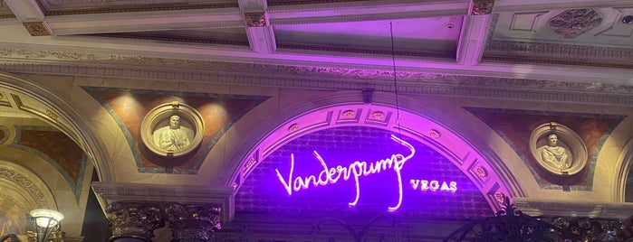 Vanderpump Vegas Cocktail Garden is one of Greatest Bars in America.