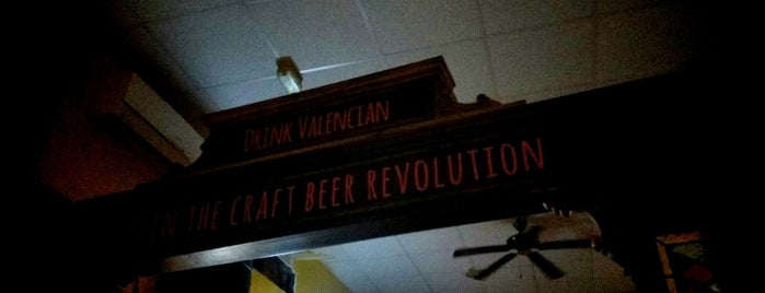 The Market Craft Beer is one of VALENCIA.