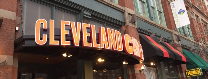 Cleveland Chop is one of Cleveland.