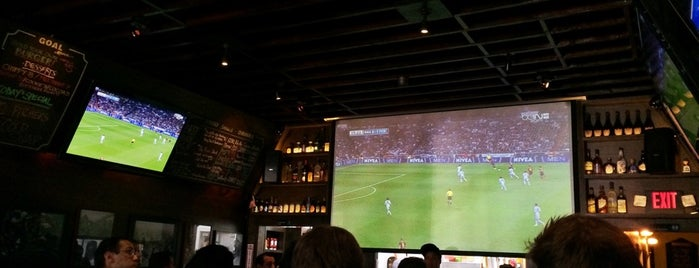 Goal is one of The Best Sports Bars in L.A. to Watch Football.