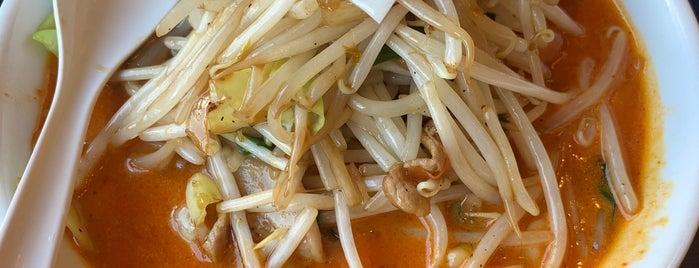 極濃湯麺フタツメ 白根大通店 is one of 新潟のToDo.