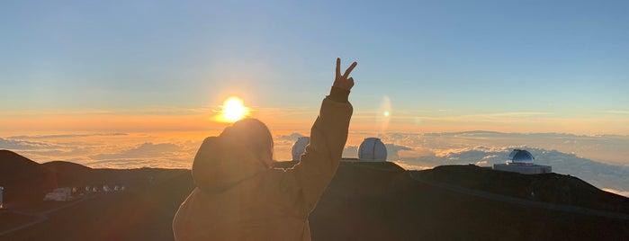 Pu'u kalepeamua Summit is one of Big Island.