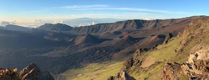 Haleakala 7000 Feet is one of Maui.