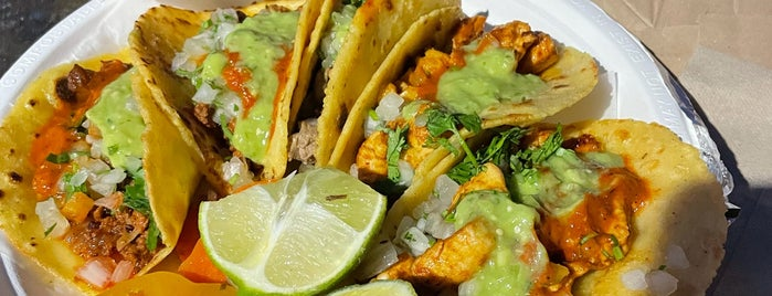 Carmelo's Tacos is one of Seattle Places to Try.