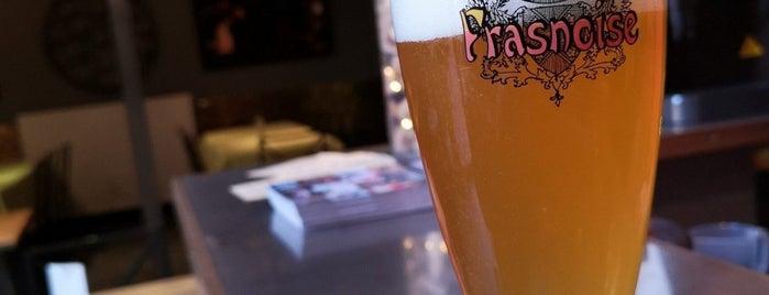 Brasserie Artisanale La Frasnoise is one of Beer / Belgian Breweries (2/2).