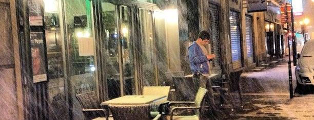 Café Kafka is one of Funky Brussels.