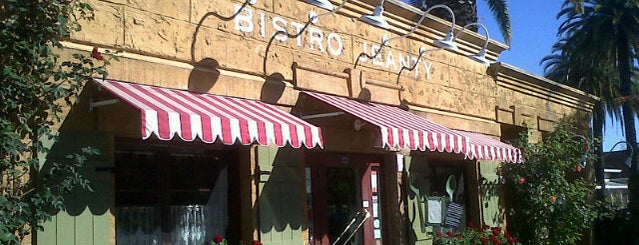Bistro Jeanty is one of Robert'in Kaydettiği Mekanlar.