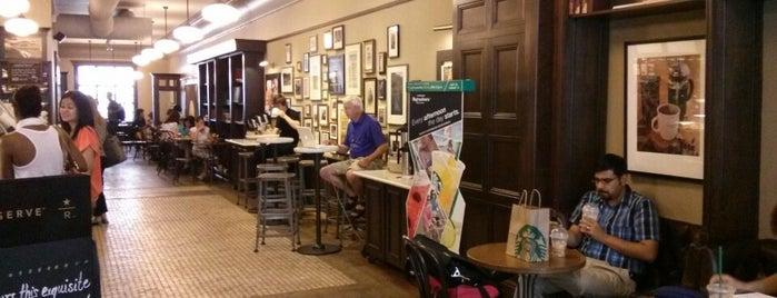 Starbucks is one of Tempat yang Disukai Irene.