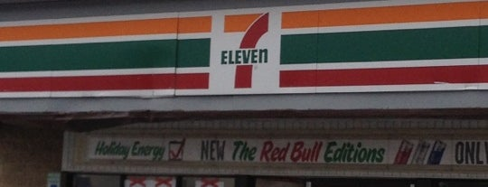 7-Eleven is one of Locais curtidos por Brian.