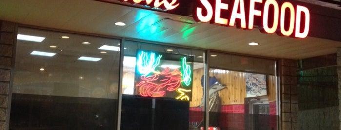 Cameron's Seafood Market is one of Mimi 님이 좋아한 장소.