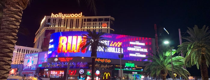 The Las Vegas Strip is one of SooFab : понравившиеся места.