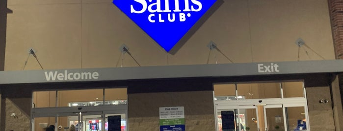 Sam's Club is one of Lieux qui ont plu à SooFab.