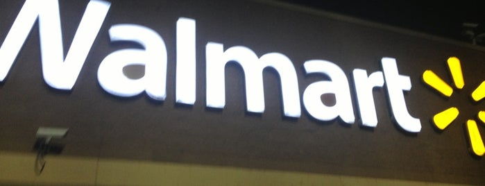 Walmart Supercenter is one of USA Houston.