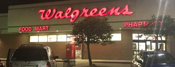 Walgreens is one of SooFab 님이 좋아한 장소.