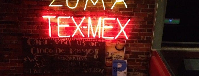 Zuma Tex-Mex Grill is one of Travis 님이 좋아한 장소.