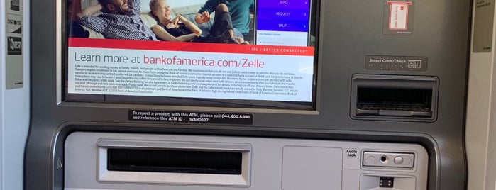 Bank of America is one of by necessity, not necessarily by choice (1 of 2).
