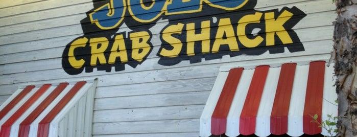 Joe's Crab Shack is one of Lieux qui ont plu à Laura.