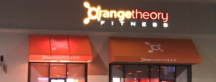 Orangetheory Fitness is one of Lieux qui ont plu à SooFab.