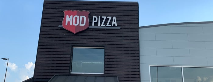 MOD Pizza is one of Lieux qui ont plu à Tony.