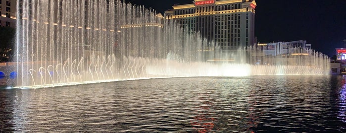 Fountains of Bellagio is one of Lieux qui ont plu à SooFab.