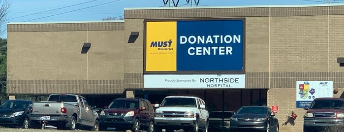 Must Ministries Donation Center is one of Orte, die SooFab gefallen.