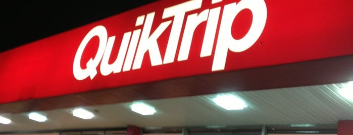 QuikTrip is one of 416 Tips on 4sqDay Challenge - Dwayne List 1.