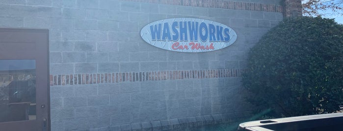 WashWorks is one of Lieux qui ont plu à SooFab.