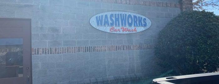 WashWorks is one of Lugares favoritos de SooFab.