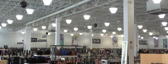 DSW Designer Shoe Warehouse is one of SooFab : понравившиеся места.