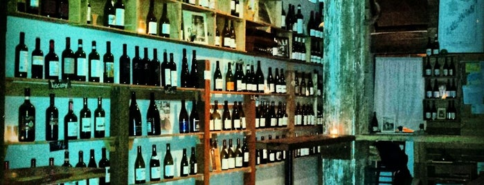 Terroir is one of Wine Bars Where You Should Be Sipping.
