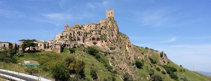 Craco is one of Matera.