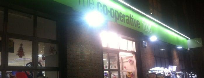 Co-op Food is one of London.
