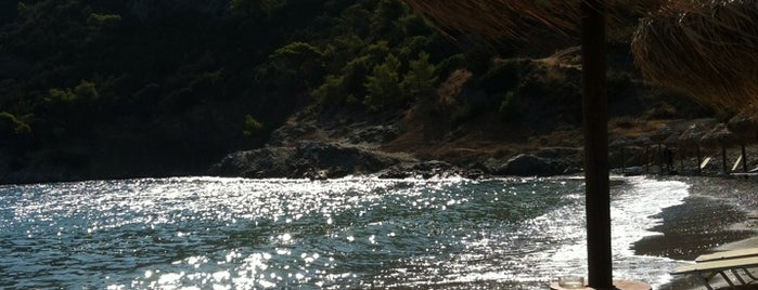 Vagionia beach is one of Beaches.