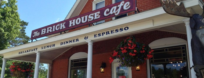 The Brickhouse Cafe is one of DD & D's.