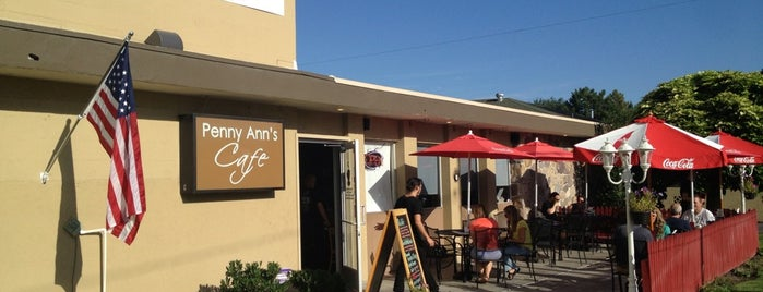 Penny Ann's Cafe is one of To try.