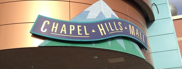 Chapel Hills Mall is one of Aprilさんのお気に入りスポット.