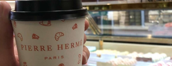 Pierre Hermé is one of Nayef's Liked Places.