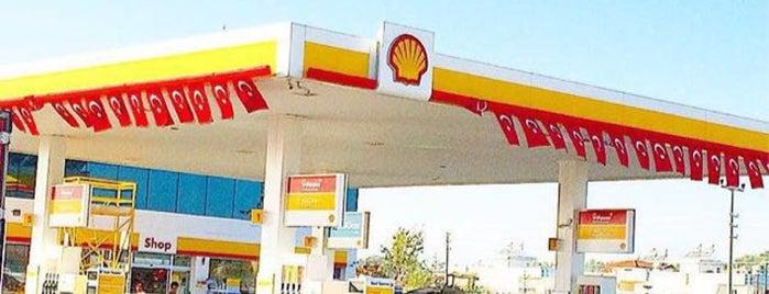 Ulukan Petrol shell is one of Lieux qui ont plu à Mobin.
