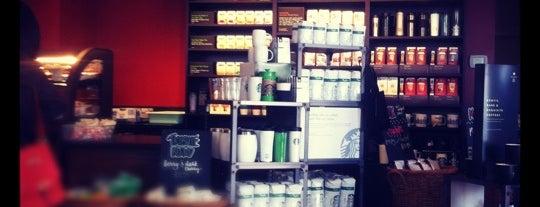 Starbucks is one of Barry'ın Beğendiği Mekanlar.