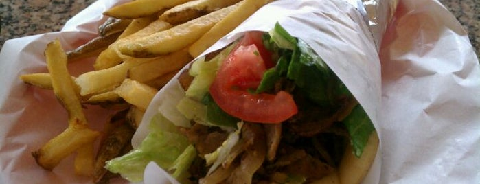 Falafel Palace is one of BEST of CSUN 2012.