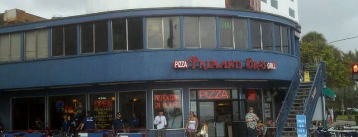 Primanti Brothers Pizza Grill is one of Budget Dining #VisitUS.
