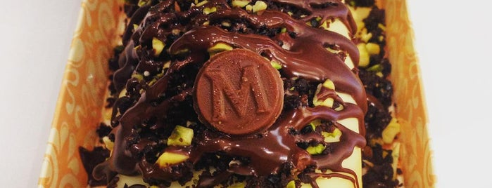 Magnum New York is one of Desaert.