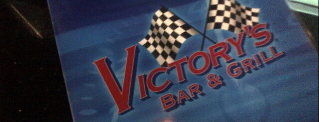 Victory's Cafe is one of Danielさんのお気に入りスポット.