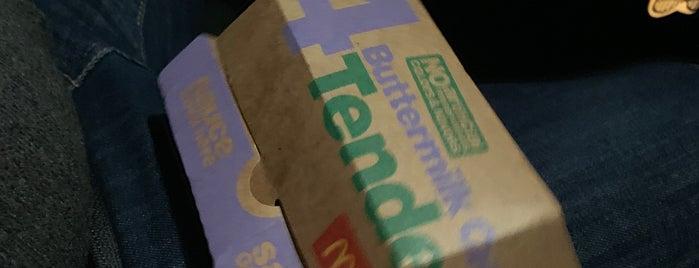 McDonald's is one of Lieux qui ont plu à Joanna.