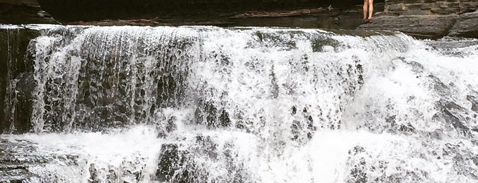 Lucifer Falls is one of NYC-Toronto Road Trip.