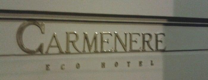 Carménère Eco Hotel is one of Posti che sono piaciuti a Francesca.