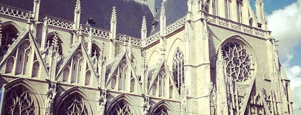 Iglesia de Nuestra Señora de Sablon is one of Brussels & Brugge.