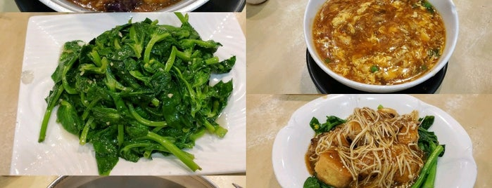 Mama's Dumpling House is one of Justinさんの保存済みスポット.